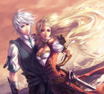 Commission: Yushin y Bellicose