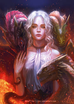 Game of Thrones: Daenerys