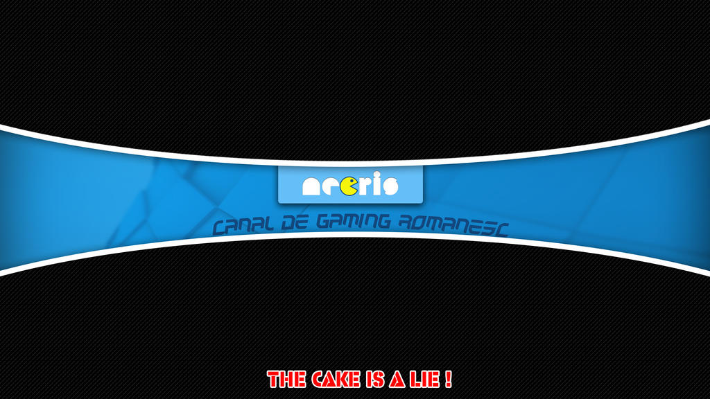 Necris Gaming Youtube Channel Art by ToastyLogos on DeviantArt