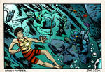 Harry Potter Newspaper Comic Strip 03