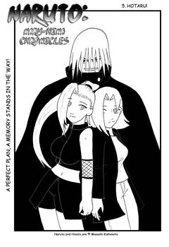 Naruto: NaruHina Ch05 Cover