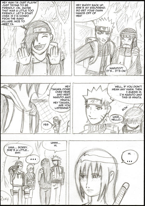 Naruto: NaruHina CH11: PG 204 by mattwilson83