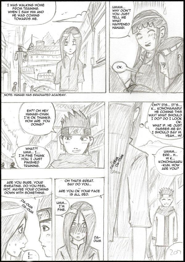 Naruto: NaruHina CH11: PG 207 by mattwilson83