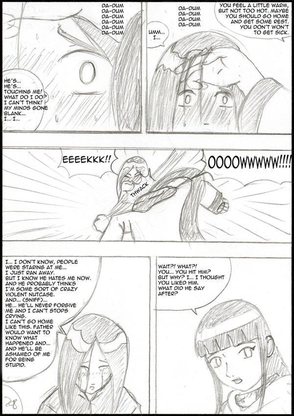 Naruto: NaruHina CH11: PG 208 by mattwilson83