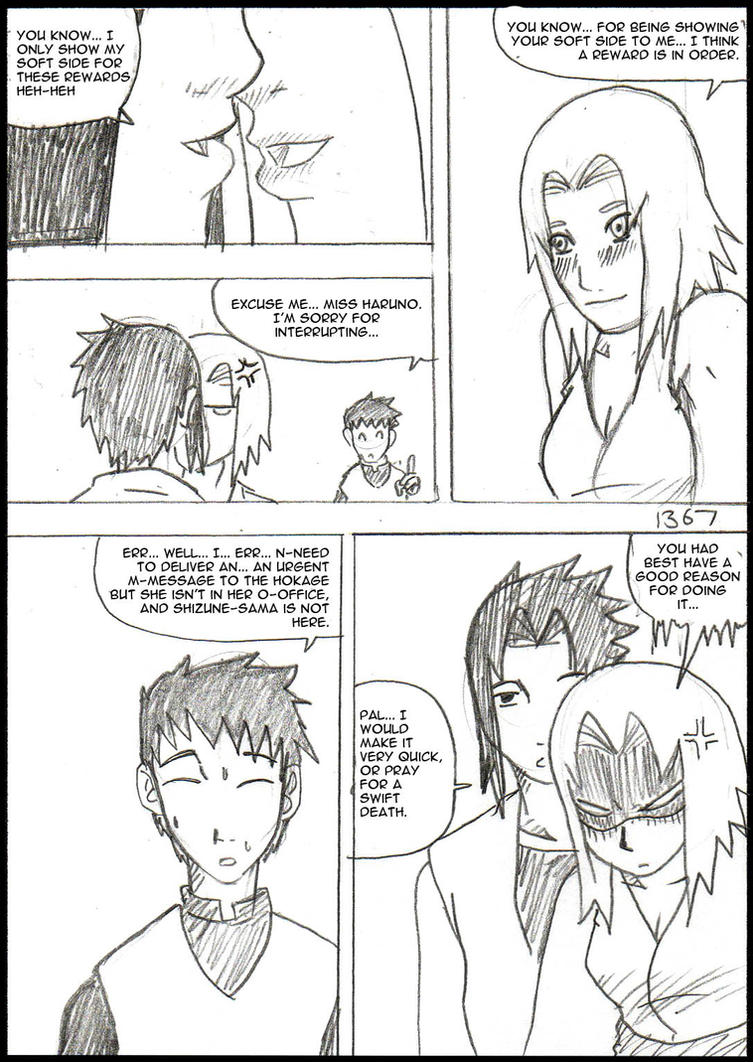 Naruto: NaruHina CH70: PG1367 by mattwilson83