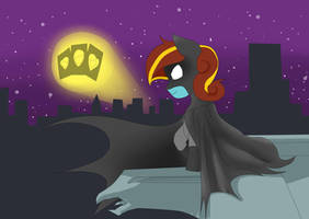 Bat-KP: The Dark Reviewer by mattwilson83