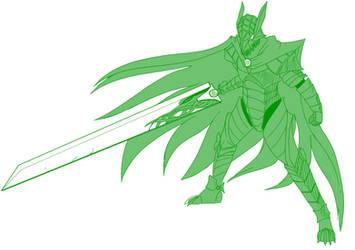 2 Naruto Kurama Berserk Armour by mattwilson83