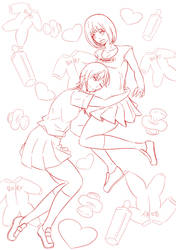 1 Kase-san and Motherhood by mattwilson83