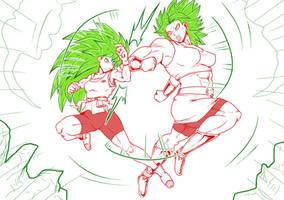 2 Oc Son Jona Alucard Vs Berserk Kale
