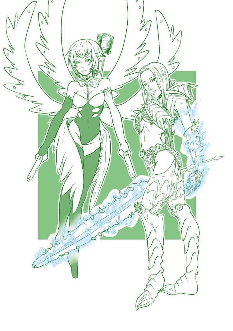 Trish cosplay by Feiuccia on DeviantArt