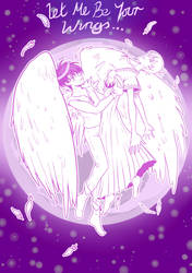 6 Van and Hitomi-Let me be your Wings - thumbelina