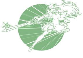 3 Kingdom Hearts OC Angel