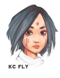 Kezaa by Kc-Fly