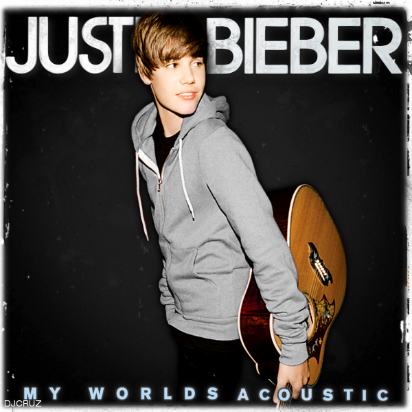 Book Of Love Cover Acoustic ~ Justin bieber worlds acoustic by dj cruz on deviantart