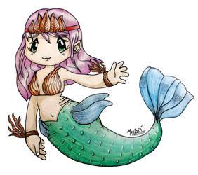 Mermaid003 ByMREcartoonist MeaGEI2019