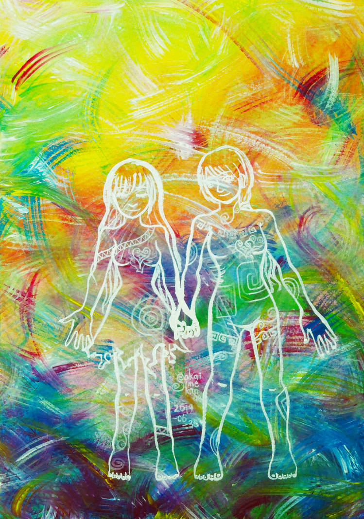Multi-affection by SakaimeKanae