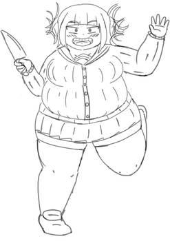 Sketch - Himiko