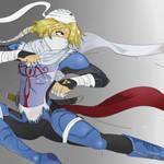 DYNAMIC ENTRY!   Sheik