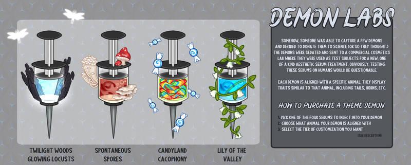 Demon Labs Customizable OTA