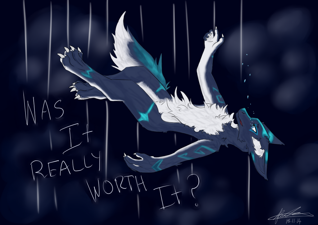Falling -Vent- by rosey996
