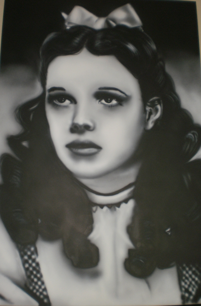 Dorothy Gale (Judy Garland) by sloggsy on DeviantArt