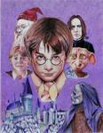 Harry Potter poster Ballpoint Pen