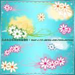 floral frame brushes8