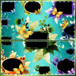 ROMANTIC FLOWER brushes4