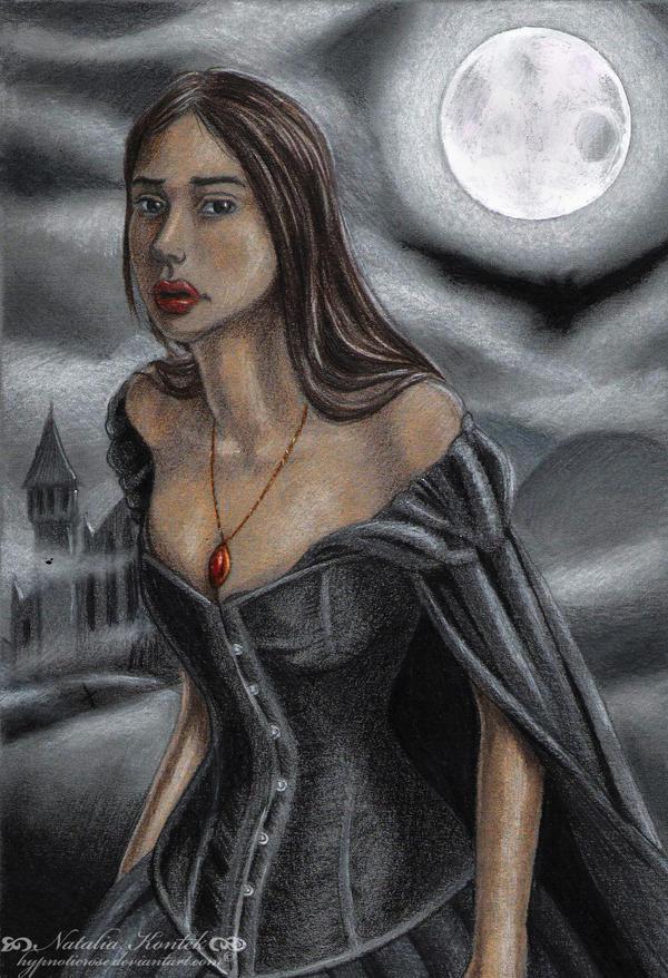 Shadow of Dracula by HypnoticRose