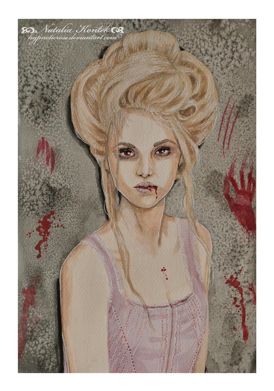 Rococo Vampire by HypnoticRose