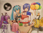Birthday Song for Miku~