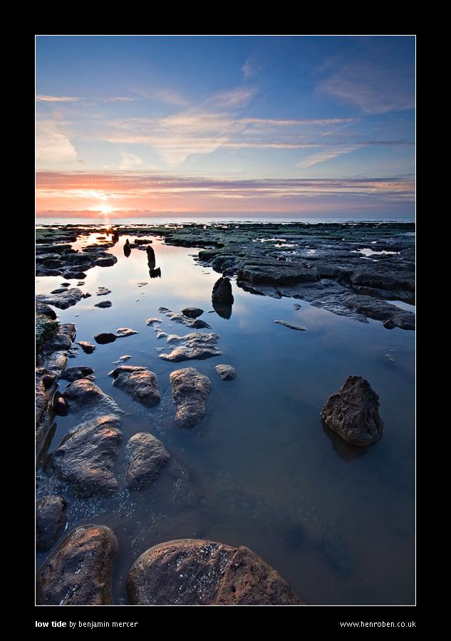 Low Tide by henroben
