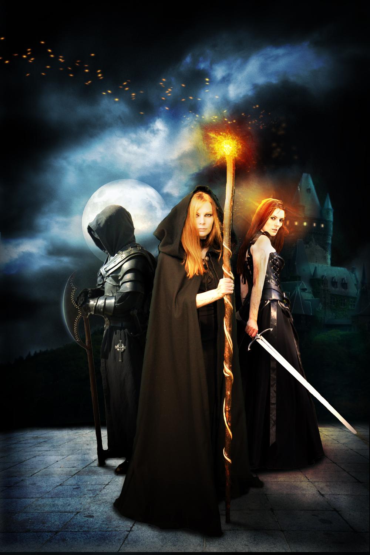 Dark Magic by decoybg