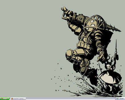 Bioshock wallie