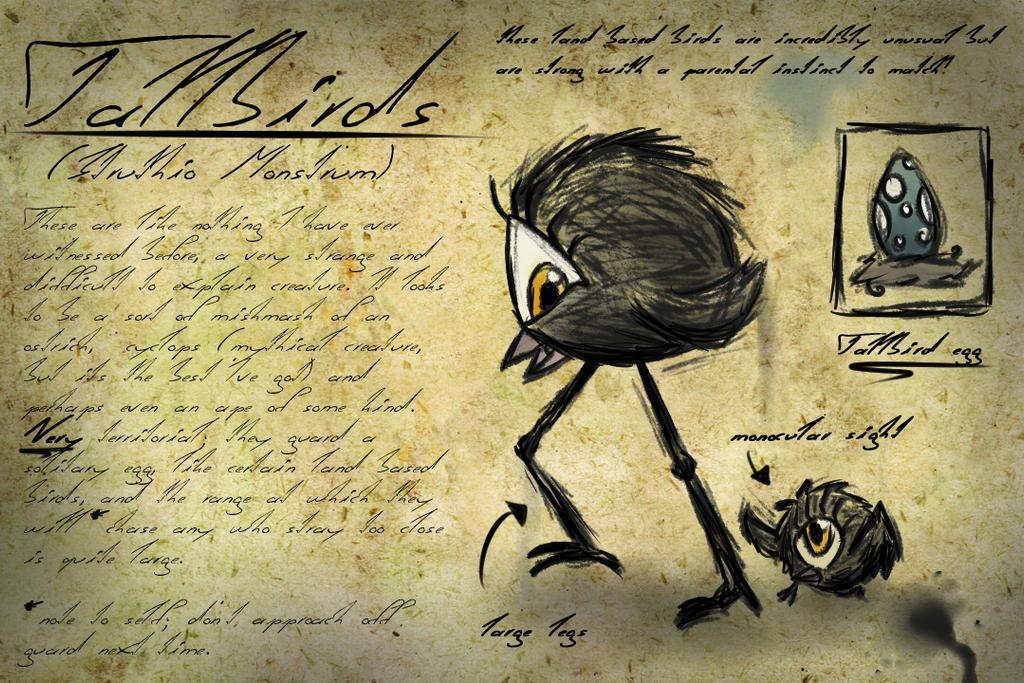 field_journal__tallbirds_by_sigmaelain-d