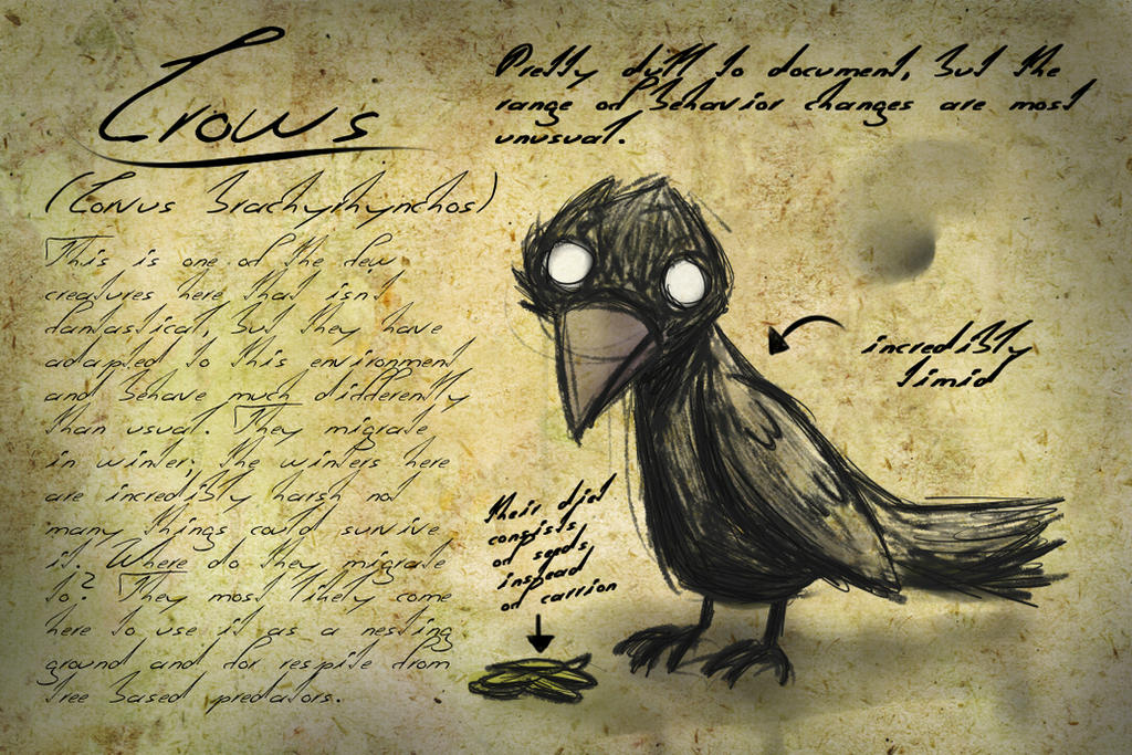 field_journal__crows_by_sigmaelain-d6qzg