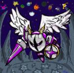 Kirby - Galacta Knight