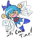 IT'S CIRNO TIME