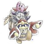 Kirby - The Trio of Popstar