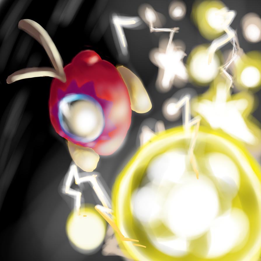 KIRBY - Flare Beam Waddle Doo by Minon on DeviantArt