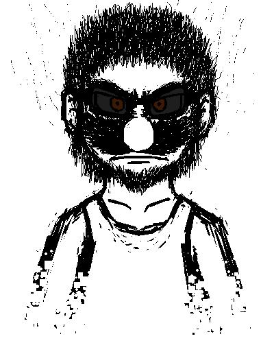 Foreman 'Blackie' Spike 2