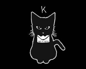 Holy Black Cat