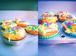 Cupcakes by ApRiLX3