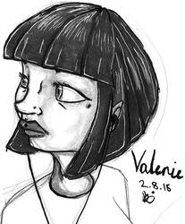 Valerie by hollow-whispers