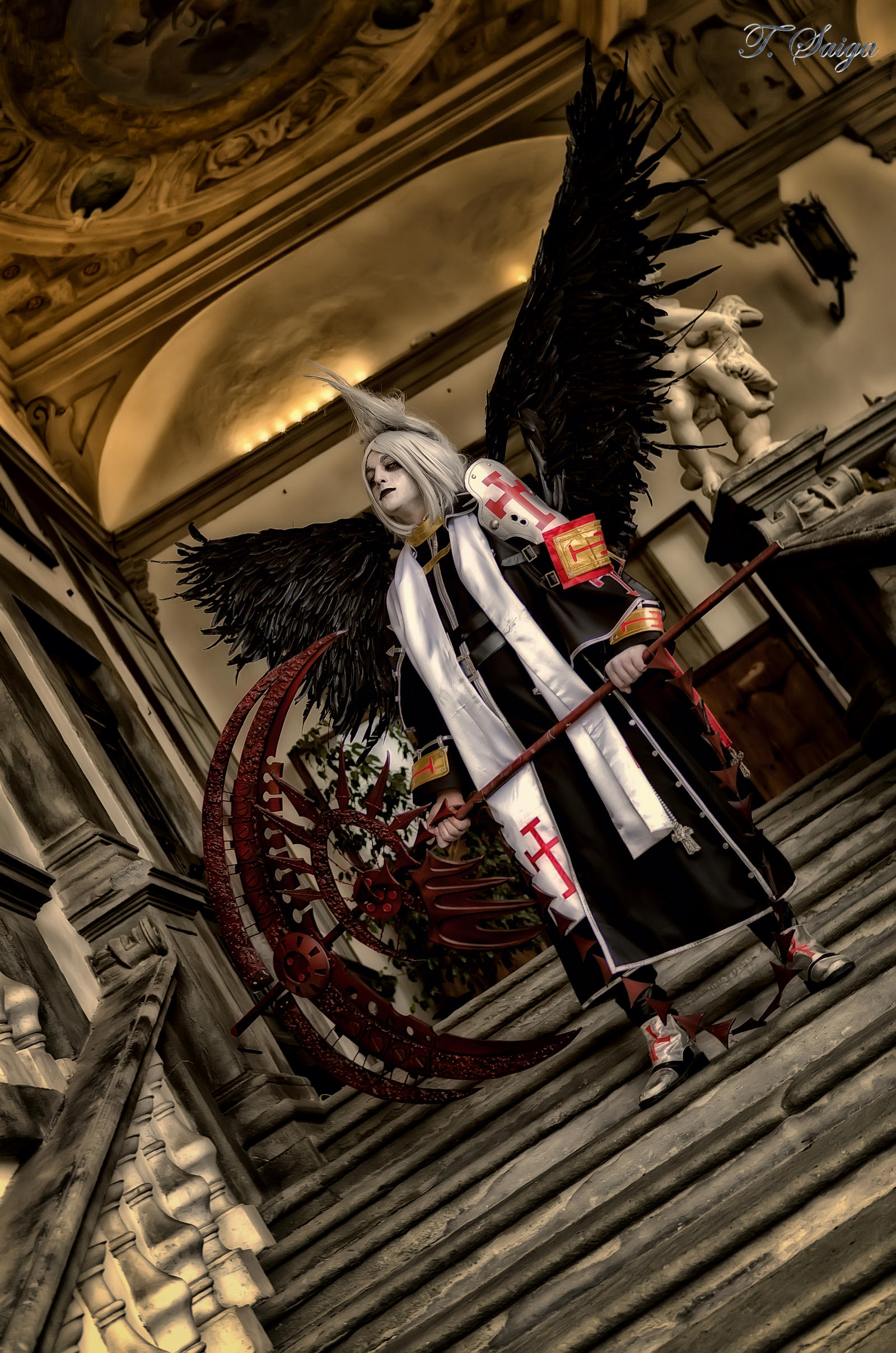 Dark Wings by TSaiga