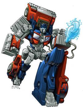 FAB Optimus Prime