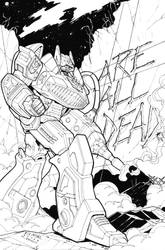 Shockwave... ARE ALL DEAD. by REX-203