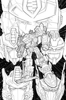 Reunification cover inks
