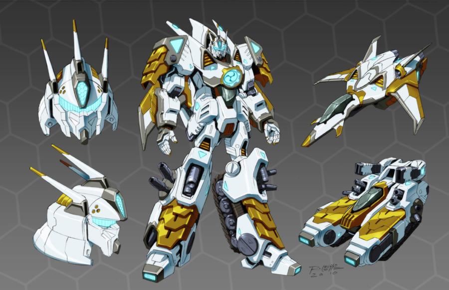 MechaCon GEARE by REX-203