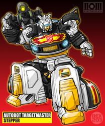 Targetmaster Stepper
